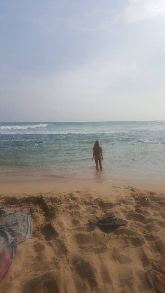 me in the sea