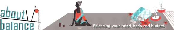 about balance sign