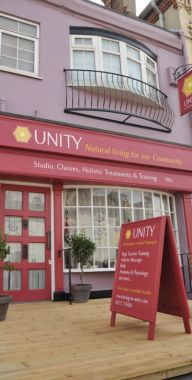 unitystudio outside