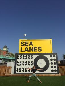 warrior 2 sea lanes